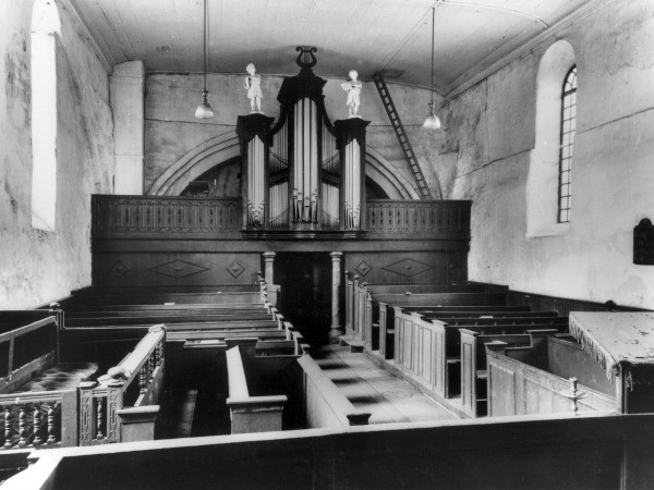 Wirdum int richting orgel historie